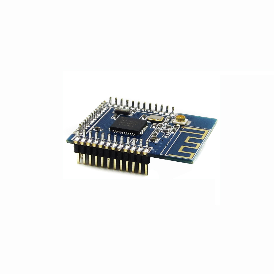 2.4GHz YJ-14015 NRF51822 Bluetooth Networking 3.3V// 1.8-3.6V Blue// Black US