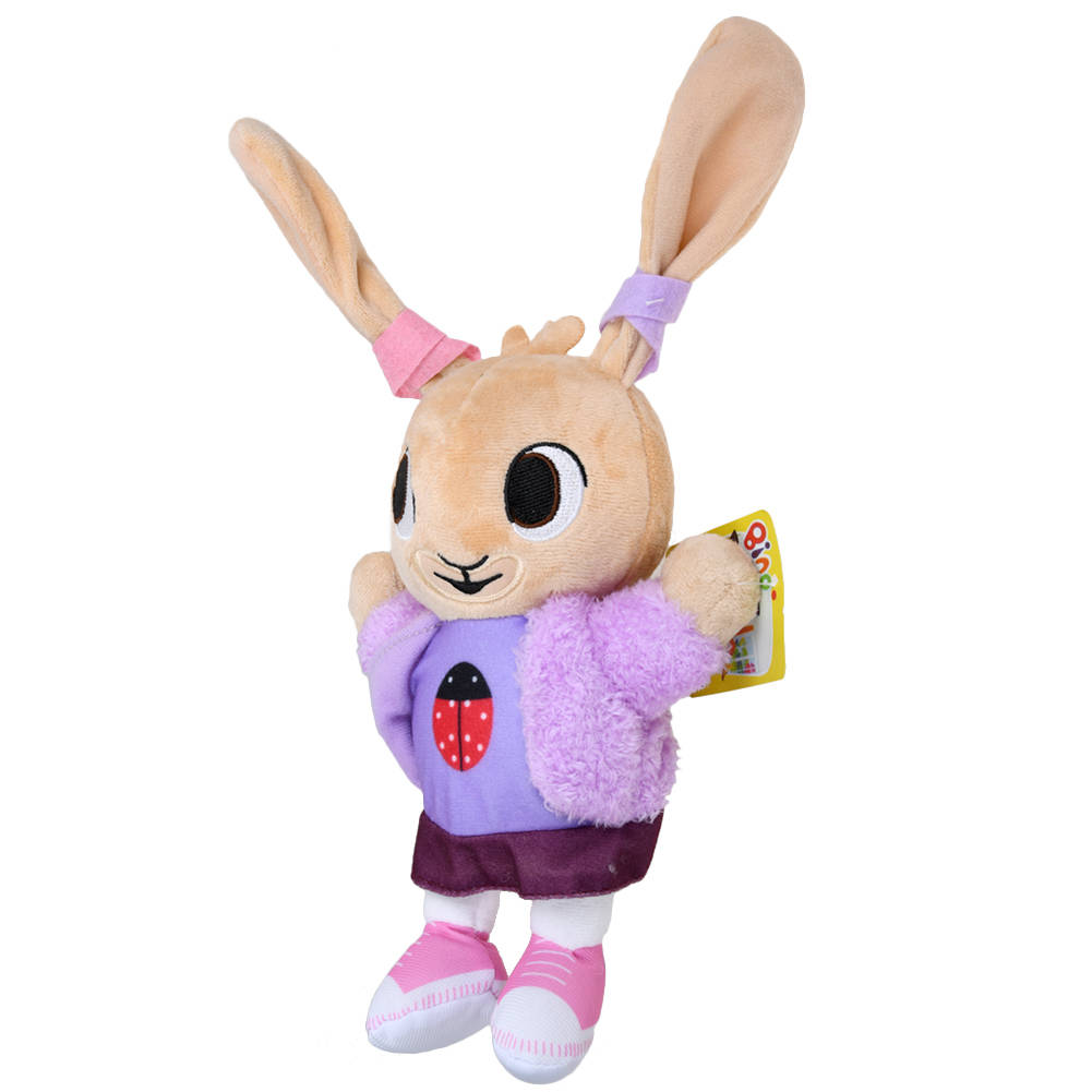 Bing Bunny Rabbit Doll Plush Toys Sula FLOP PANDO Stuffed Animal Toy Kid Gift