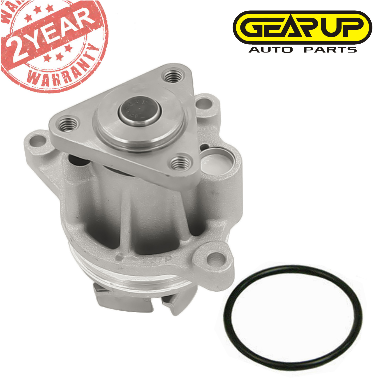 Engine Water Pump Fits Ford Fusion Edge Mazda Lincoln MKZ Mercury 2.0 2.3 2.5L