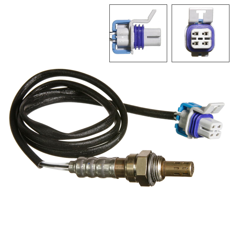 Premium Oxygen O2 02 Sensor Downstream For Chevy Hummer GMC Cadillac 2007-2002