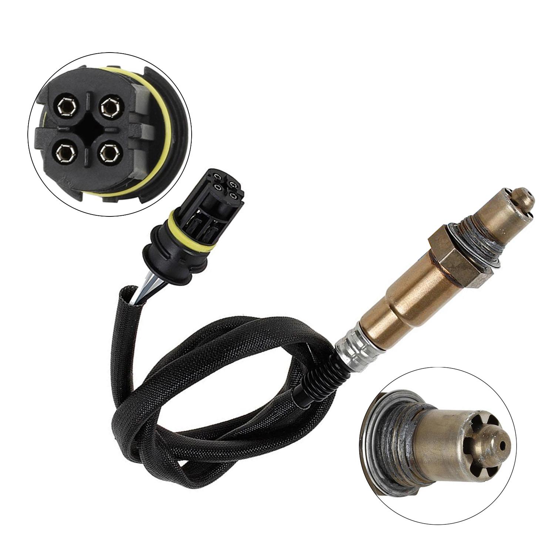 2Pcs Premium Downstream Oxygen O2 Sensor For Mercedes-Benz E55 Amg E320 E500
