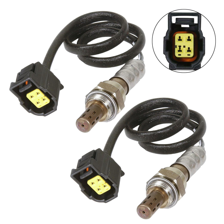 2 Downstream Fit 04 Dodge Ram 1500 2500 5.7L// 3500 5.9L Oxygen Sensor 2 Upper