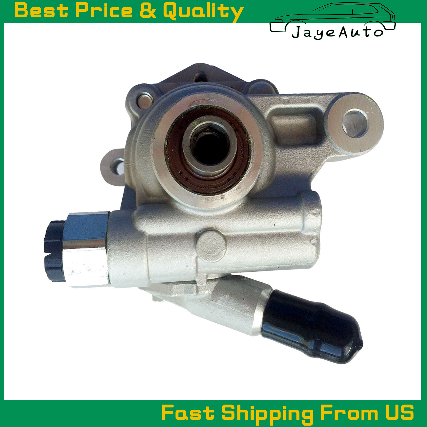 OE-Quality Power Steering Pump 21-5390 Fit 09-04 Cadillac