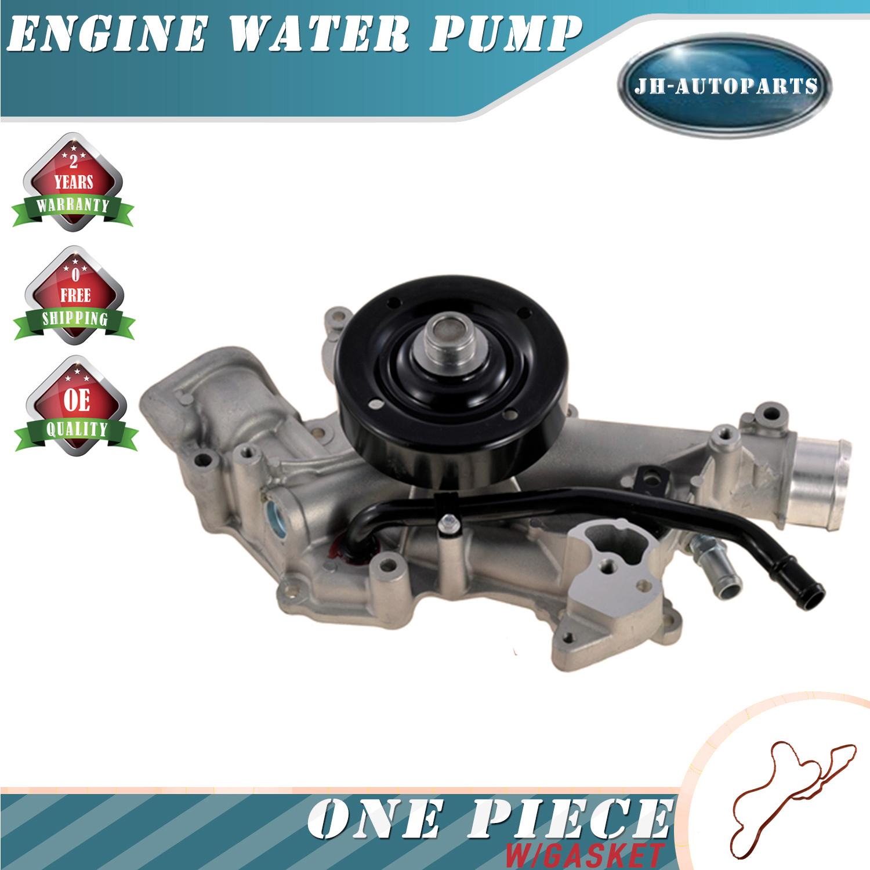 New Engine Water Pump Dodge Dakota Durango Ram 1500 Nitro Chrysler Aspen
