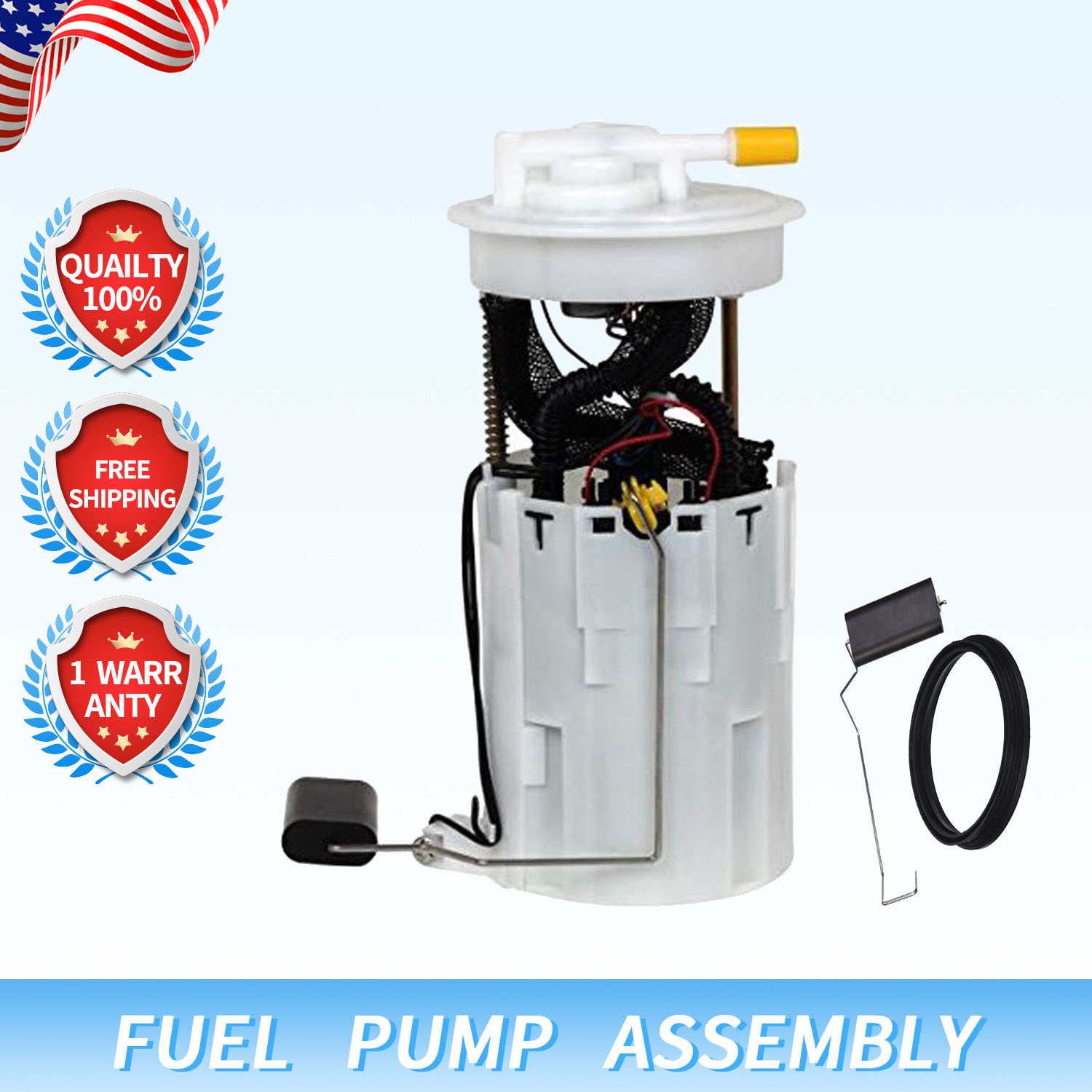 Fuel Pump For 2002-2003 Audi A4 Module Assembly Electric Gas w//Sending Unit