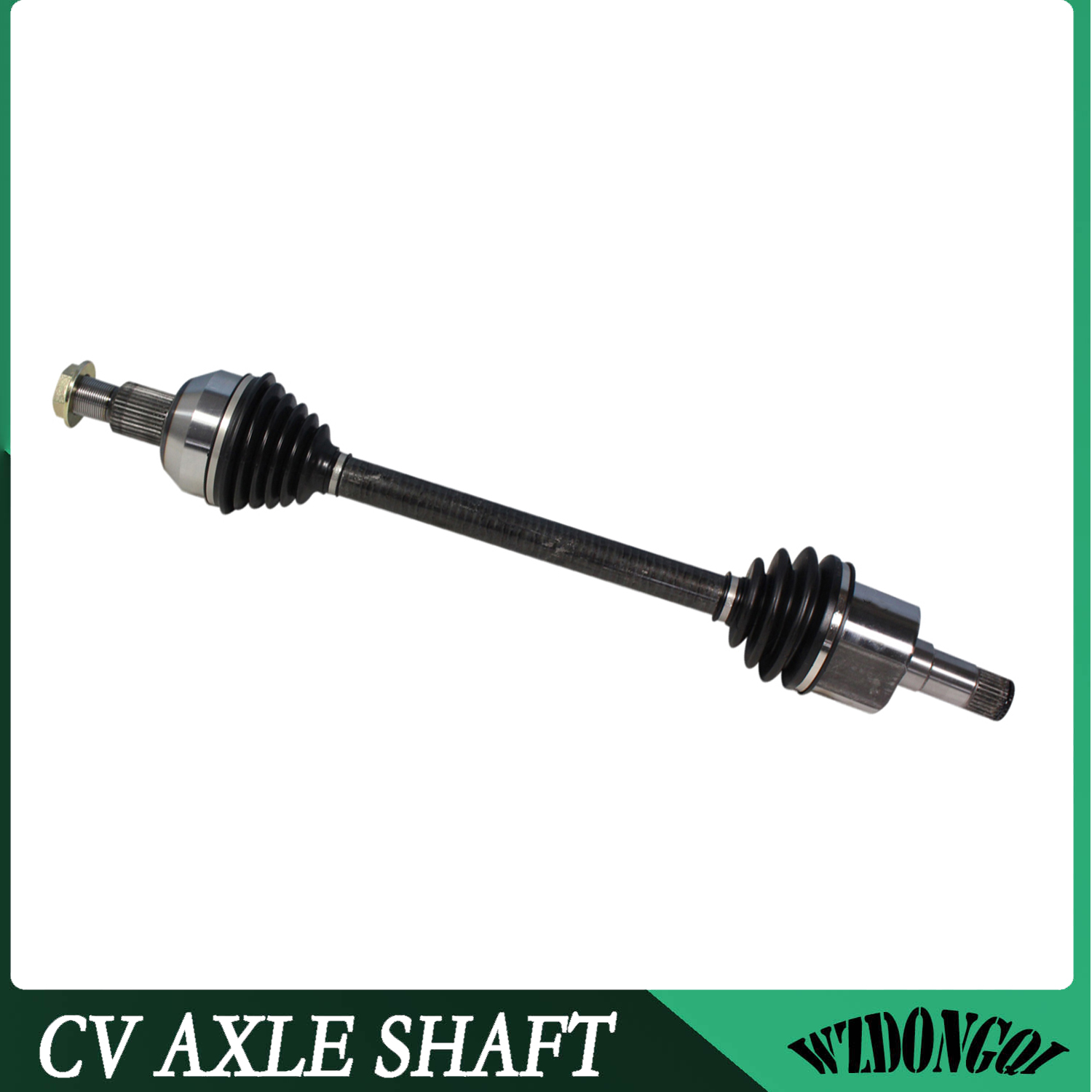 Rear Right CV Axle Joint Shaft For Enclave Traverse Acadia Outlook AWD V6 11-07