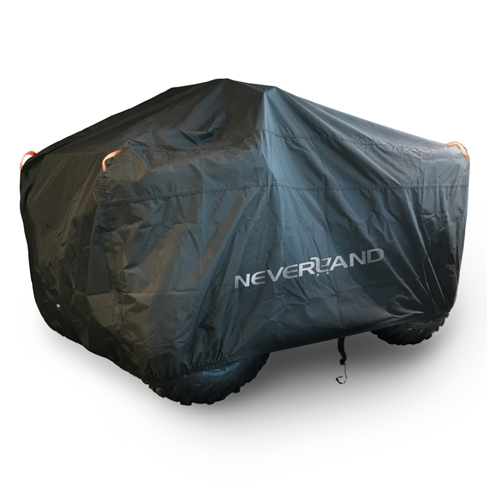 FitCovers black replacement seat cover for POLARIS SPORTMAN 1996 1997 1998 1999 2000 2001 2002 2003 2004 2005 2006 2007 2008 2009 2010 2011 2012 2013