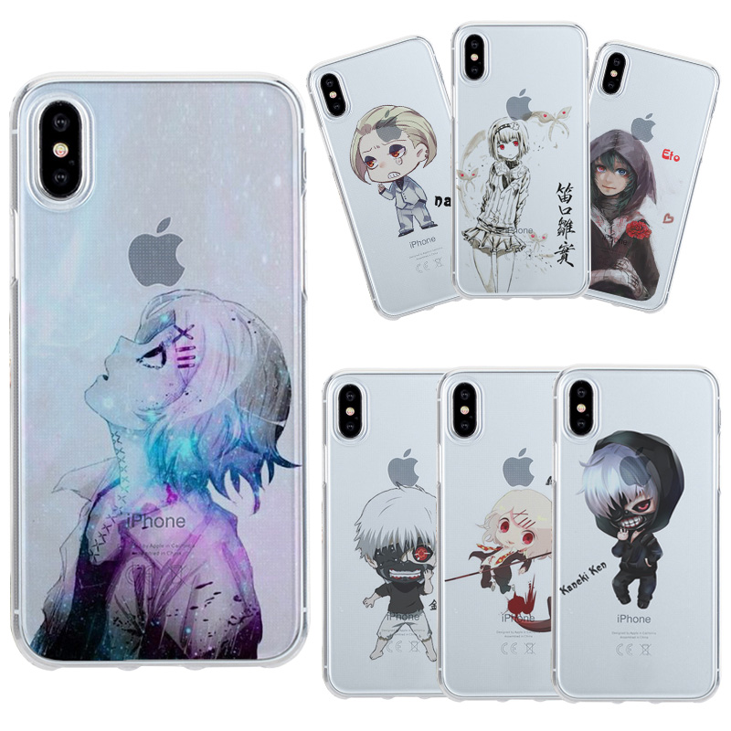 tokyo ghoul phone case iphone 8