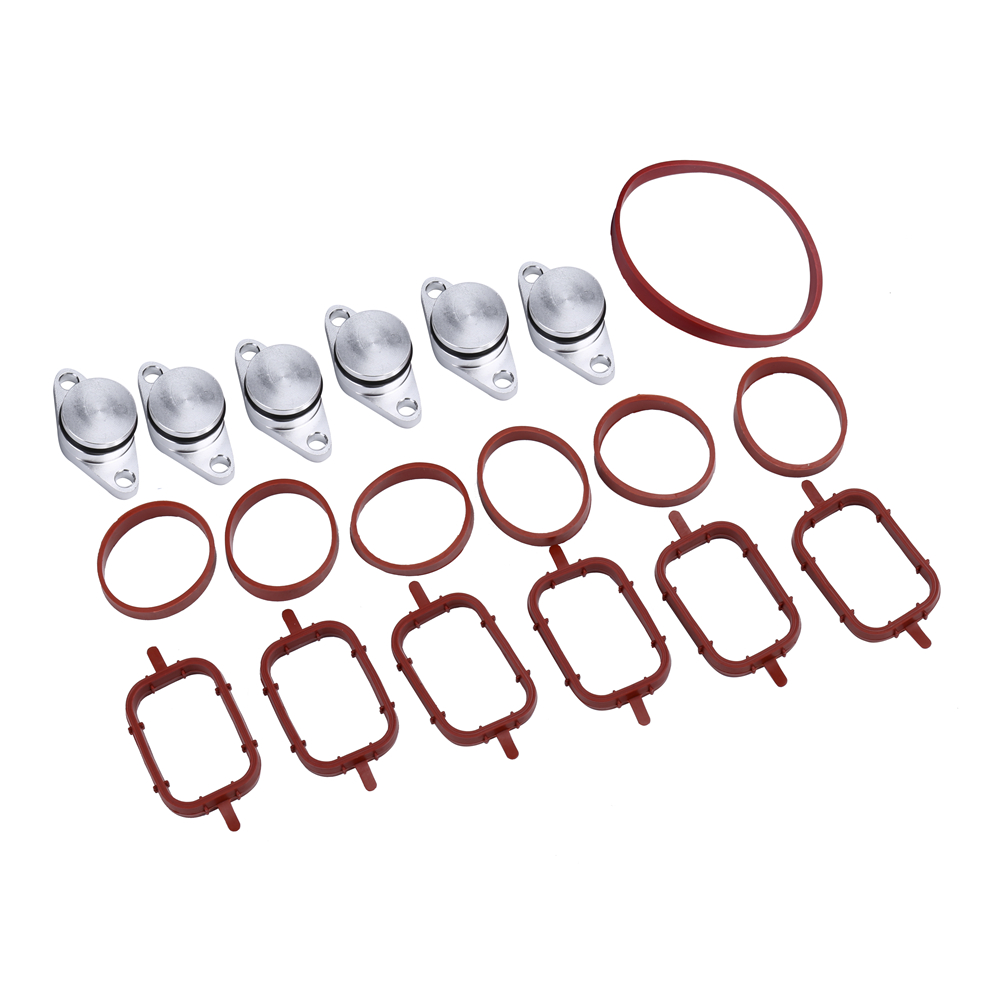 Republe Jack Punto di Sollevamento Supporto Plug Sollevamento del Blocco di Ricambio per BMW Serie 5 E60 E61 X3 51.717.065,919 Mila