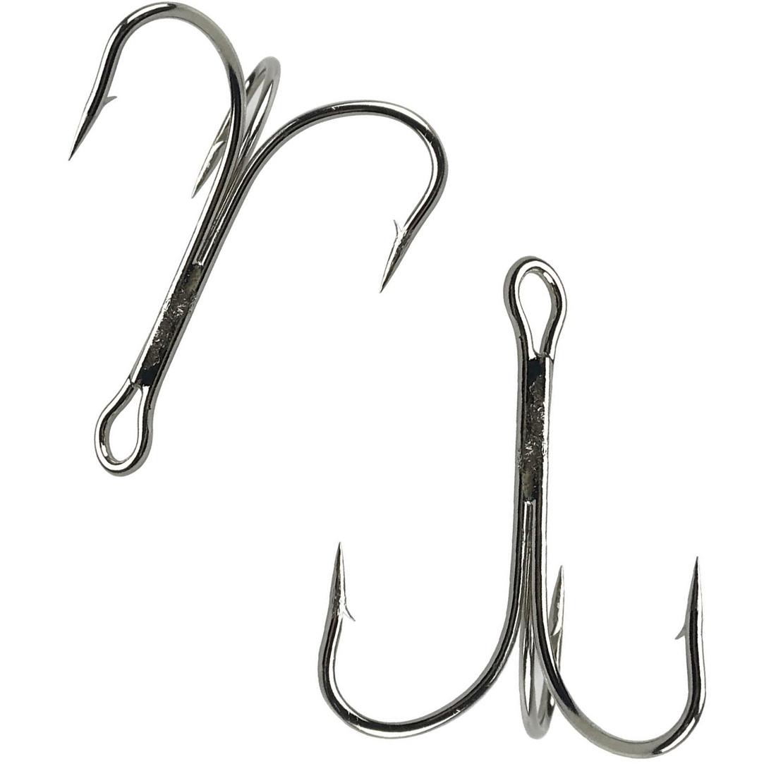 High Carbon Steel Fishing Hook  O/'shaughnessy JIG Hook Jig Big Hook Treble