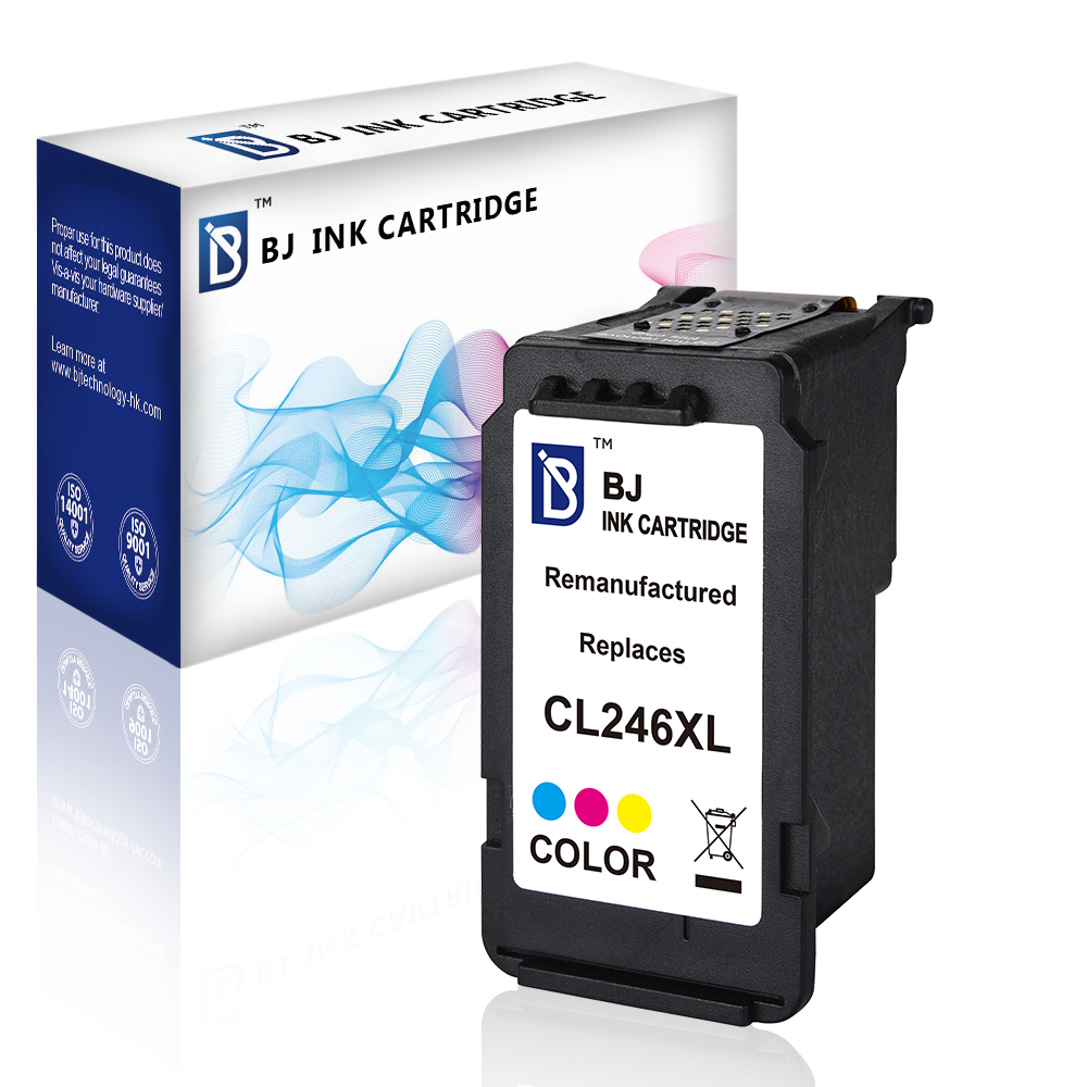 Canon CL-246 Color Ink Cartridge for PIXMA MG2420//MG2520//MG2920