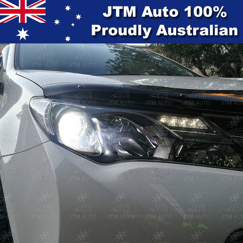 Suits Toyora Rav4 LOW BEAM LED CONVERSION KIT 2013-2015 ONE YEAR WARRANTY