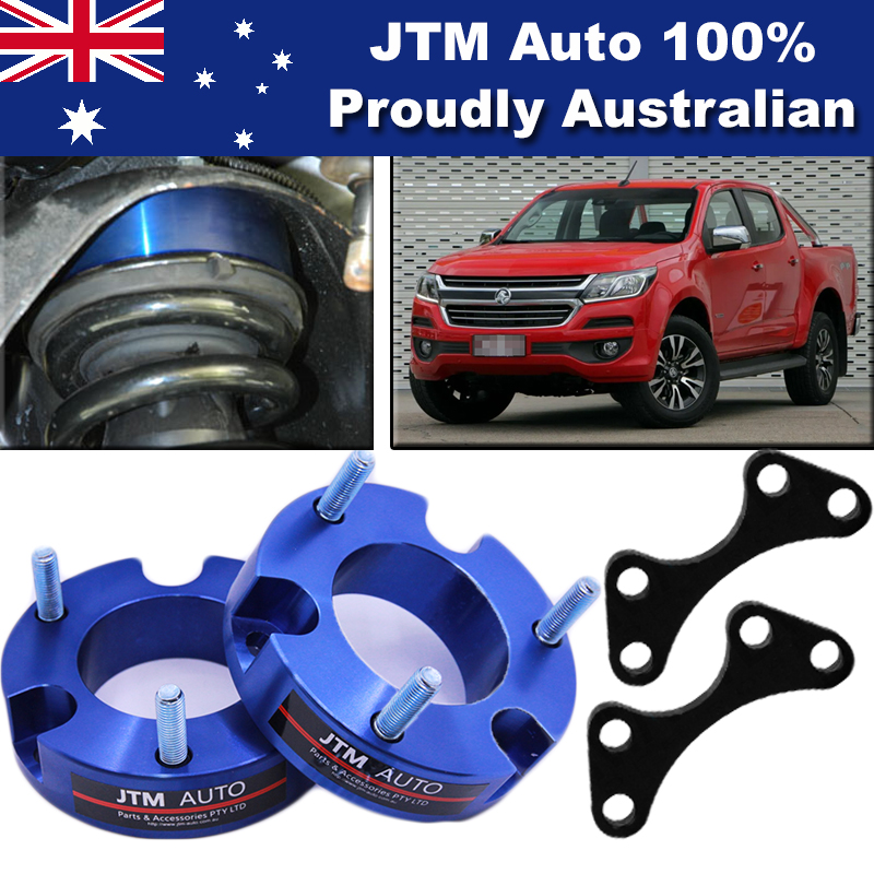 32mm Aluminium Shock Spacer Adapter Lift Up Kit for Holden Colorado 2012-2018