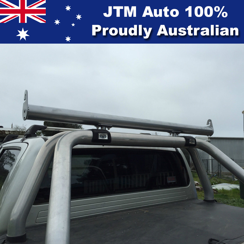 Universal Aluminium Alloy Adjustable Ladder Rack/Sports Bar Extension Bar