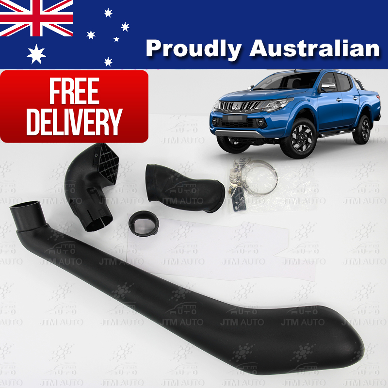 NEW Snorkel Kit Air Intake For Mitsubishi Triton MQ L200 2.4L Diesel 2015-2018