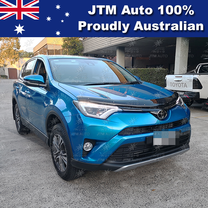 Bonnet Protector Tinted Guard to suit Toyota Rav4 2013-2018