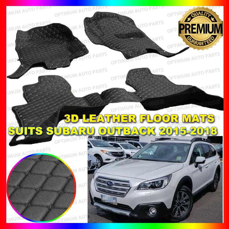 Fits Subaru Outback 2015-2019 Carpet Dash Board Cover Mat Black