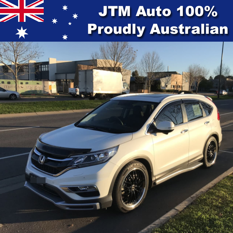 Bonnet Protector + Weathershields to suit Honda CRV 2012-2017