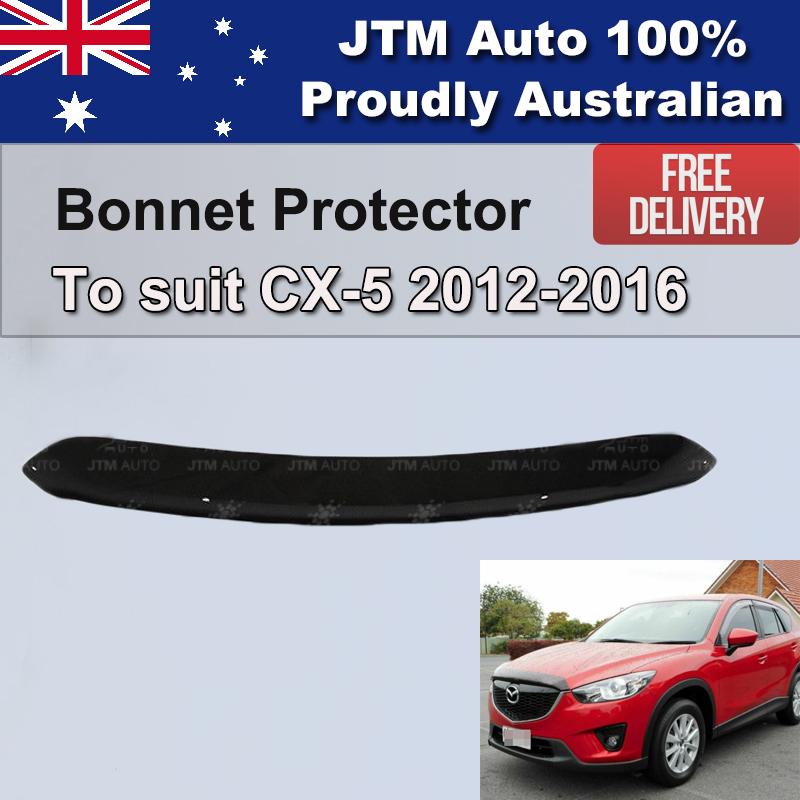 Bonnet Protector to suit Mazda CX5 CX-5 2012-2016