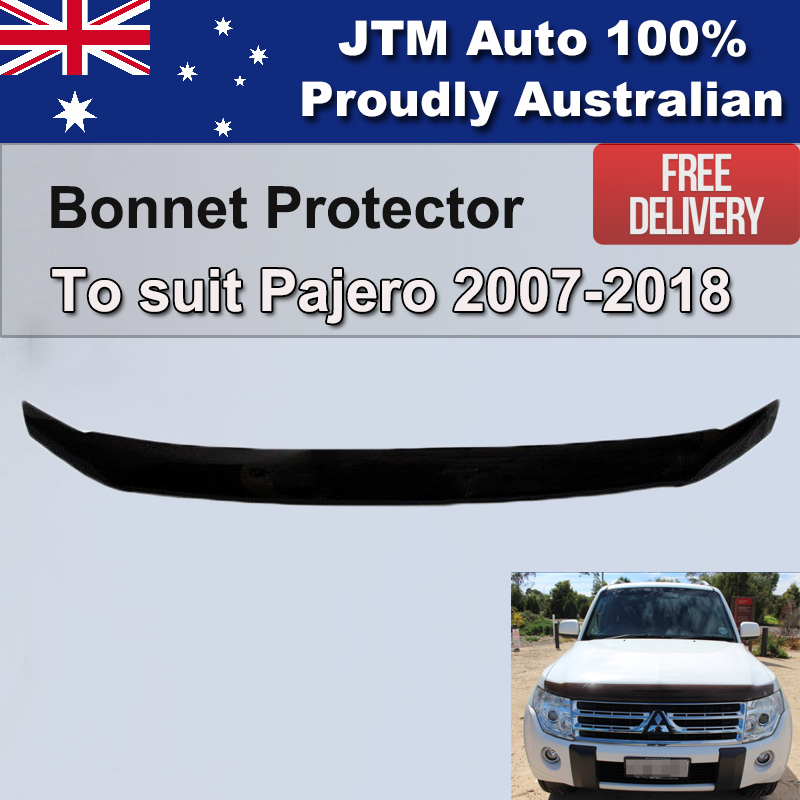 Bonnet Protector to suit Mitsubishi Pajero NS NX 2007-2018