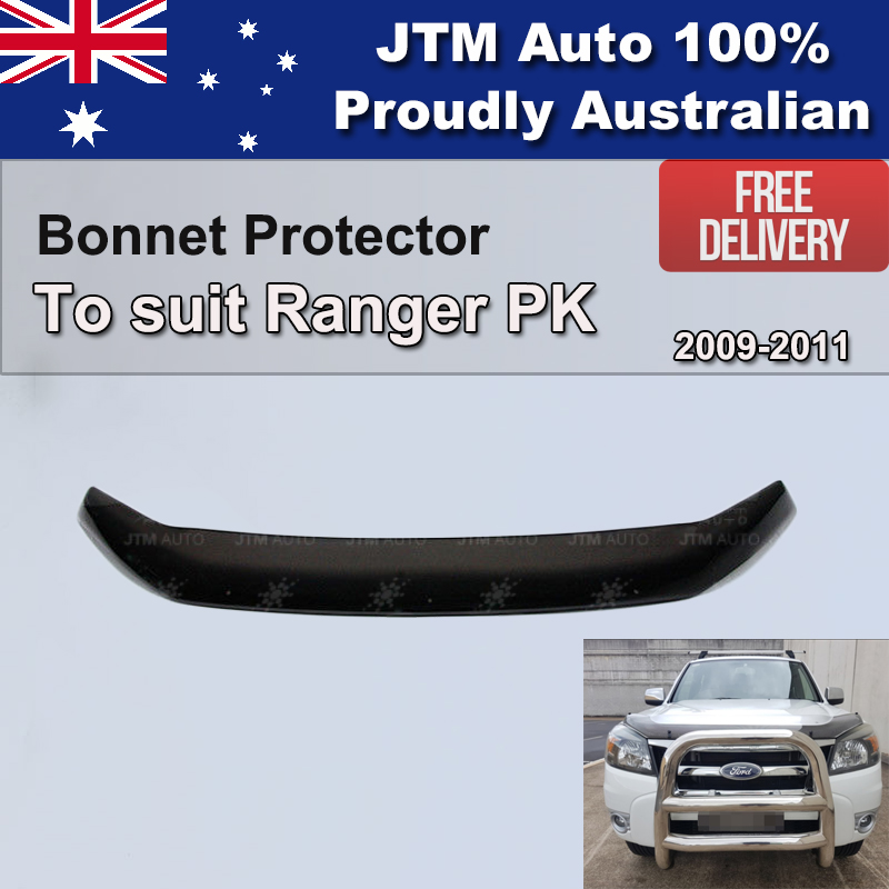 Bonnet Protector Guard to suit Ford Ranger PK 2009-2011