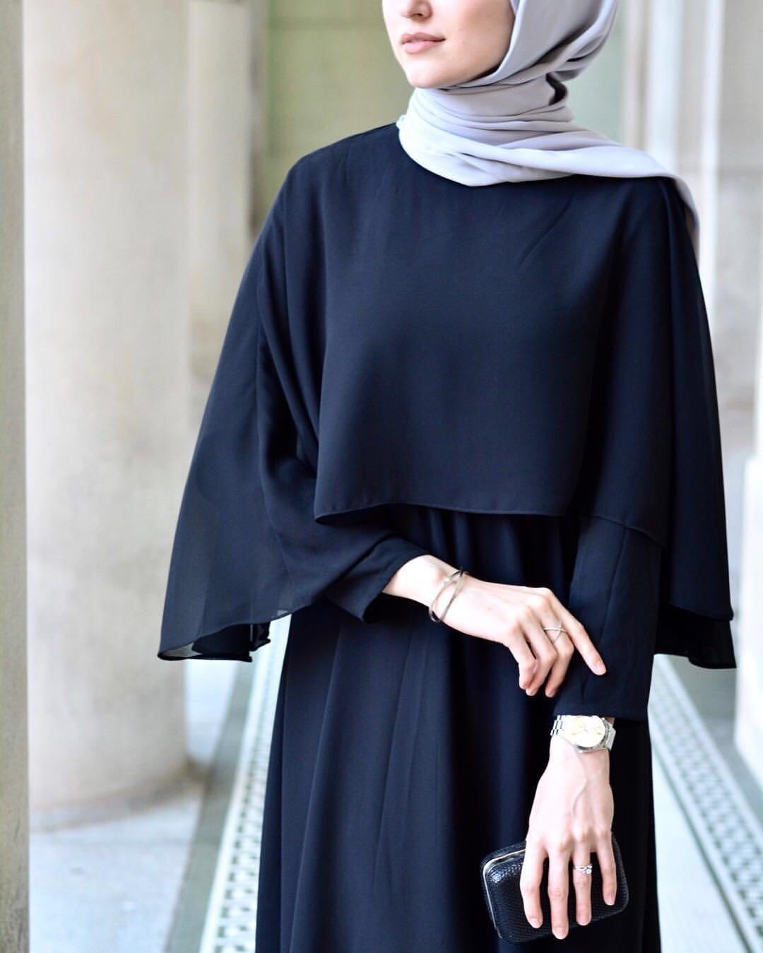 Muslim Women Cloak Long Maxi Dress Islamic Abaya Jilbab