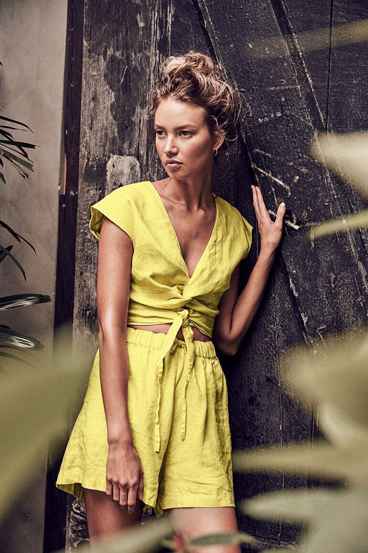 689e3cc956 Details about Lady Summer Bodycon Ruffle Crop Top Shorts 2 Pieces Set  Romper Jumpsuit Outfit