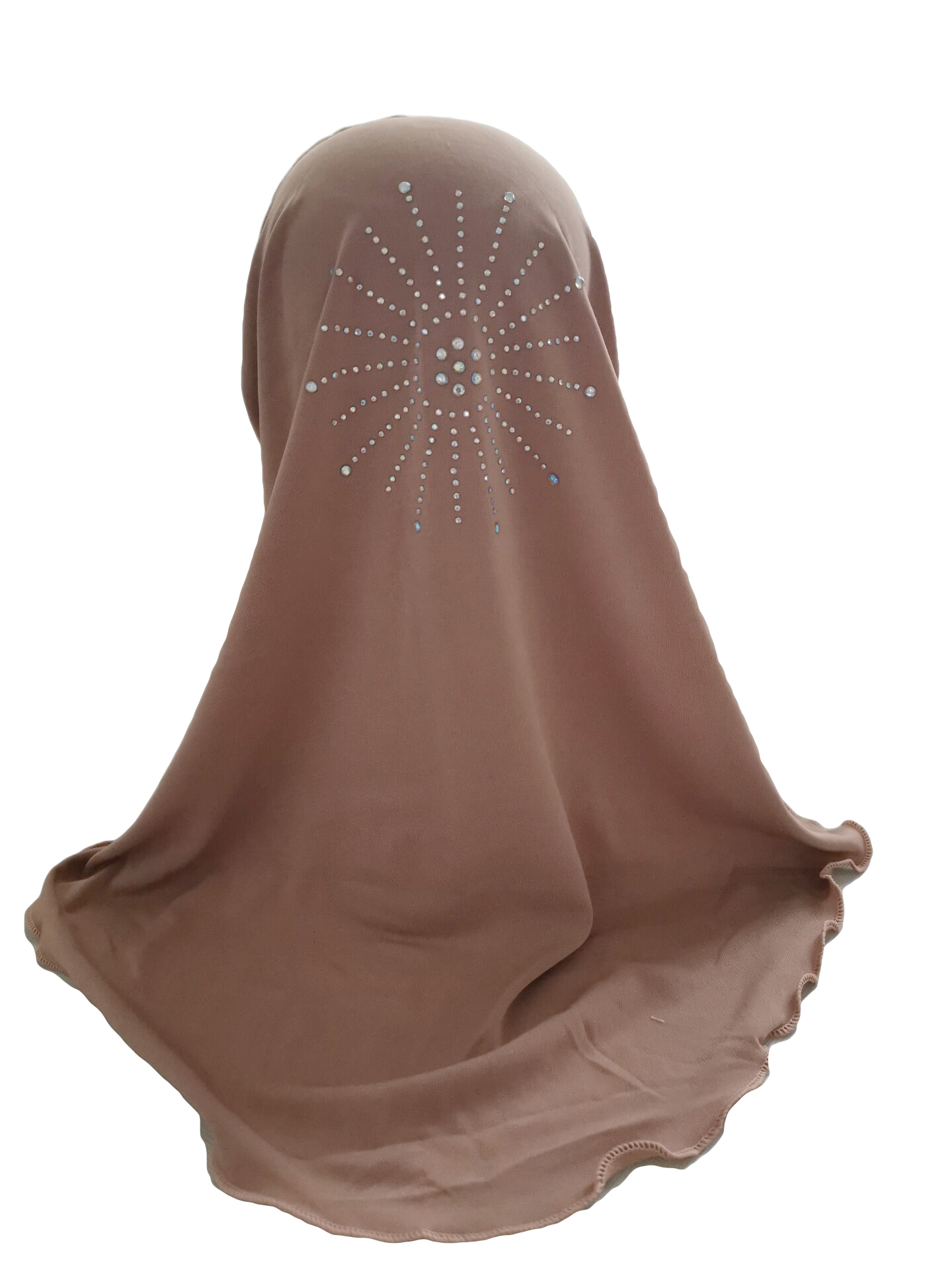 Girls-Kids-Muslim-Hijab-Hats-Islamic-Arab-Scarf-Caps-Shawls-Amira-Headwear-3-8Y thumbnail 91