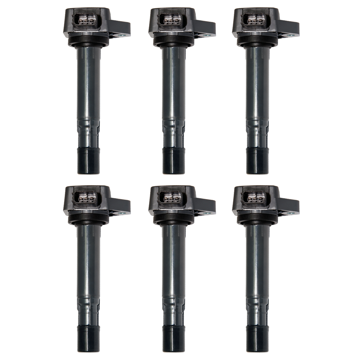 UF400 Set Of 6 Ignition Coils On Plug Pack For Honda Civic