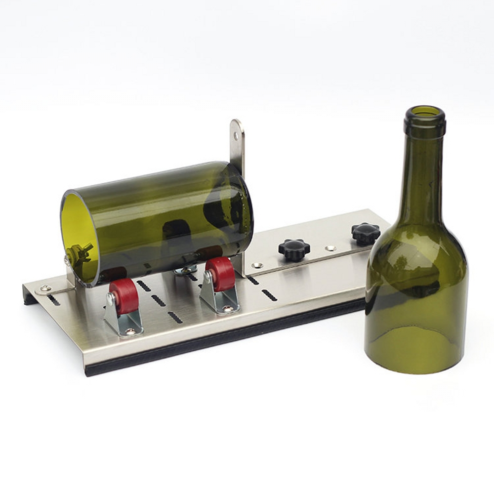 Glass Bottle Cutter Cutting Machine for Jars Wine Bottle ...