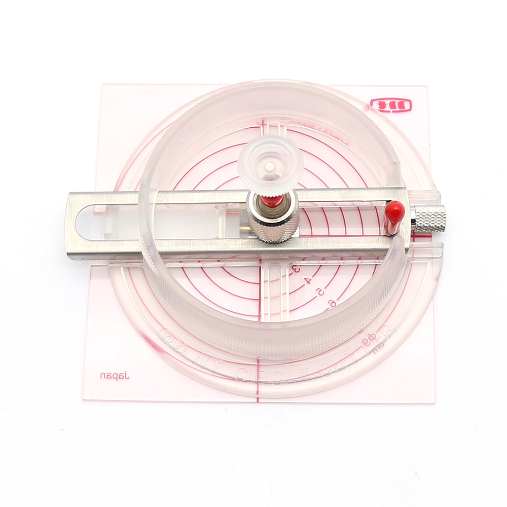 New NT iC-1500P Circle Compass Cutter Leather Craft from #415 Free Shipping
