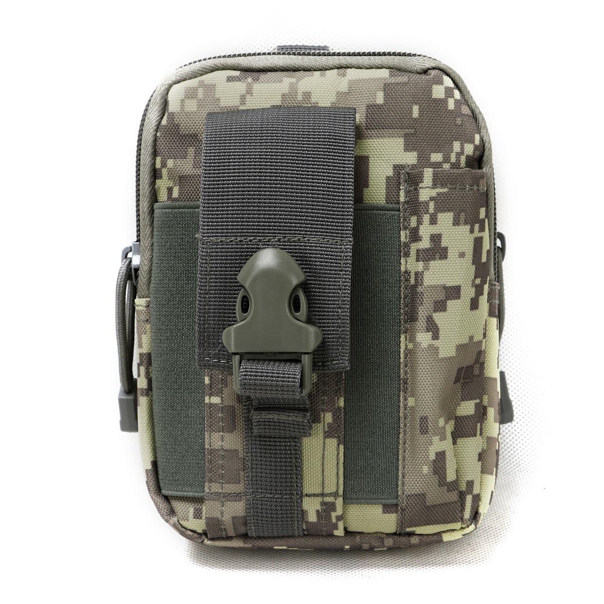 d00c057872b958 Details about Tourbon Camo Molle Pouch Belt Waist Bag Fanny Pack Phone  Carry Tool Case Outdoor