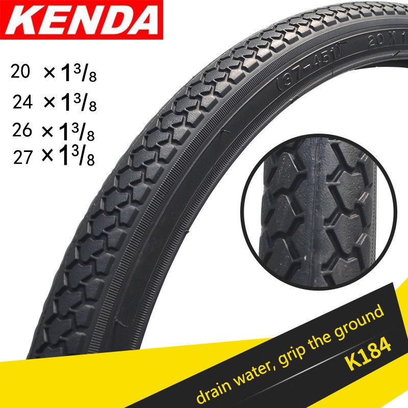 KENDA K184 Mountain Bike 20//24//26//27//28*1-3//8 1//2 MTB Road BMX Bike Tire Tyres
