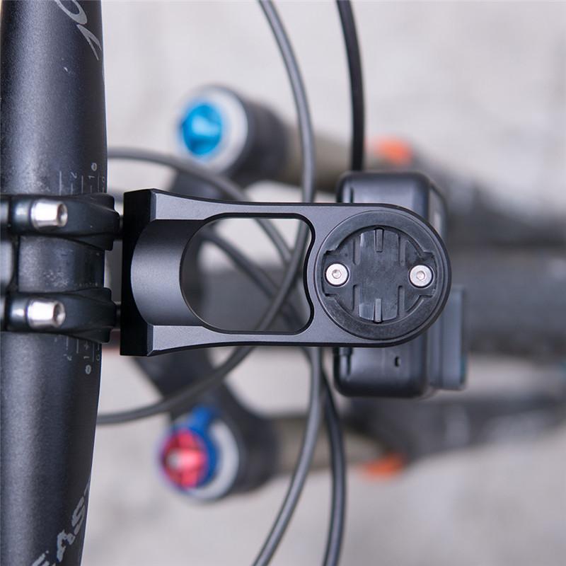ZTTO MTB Road Bike Computer Mount Holder aluminum alloy CNC Handlebar Stem Mount