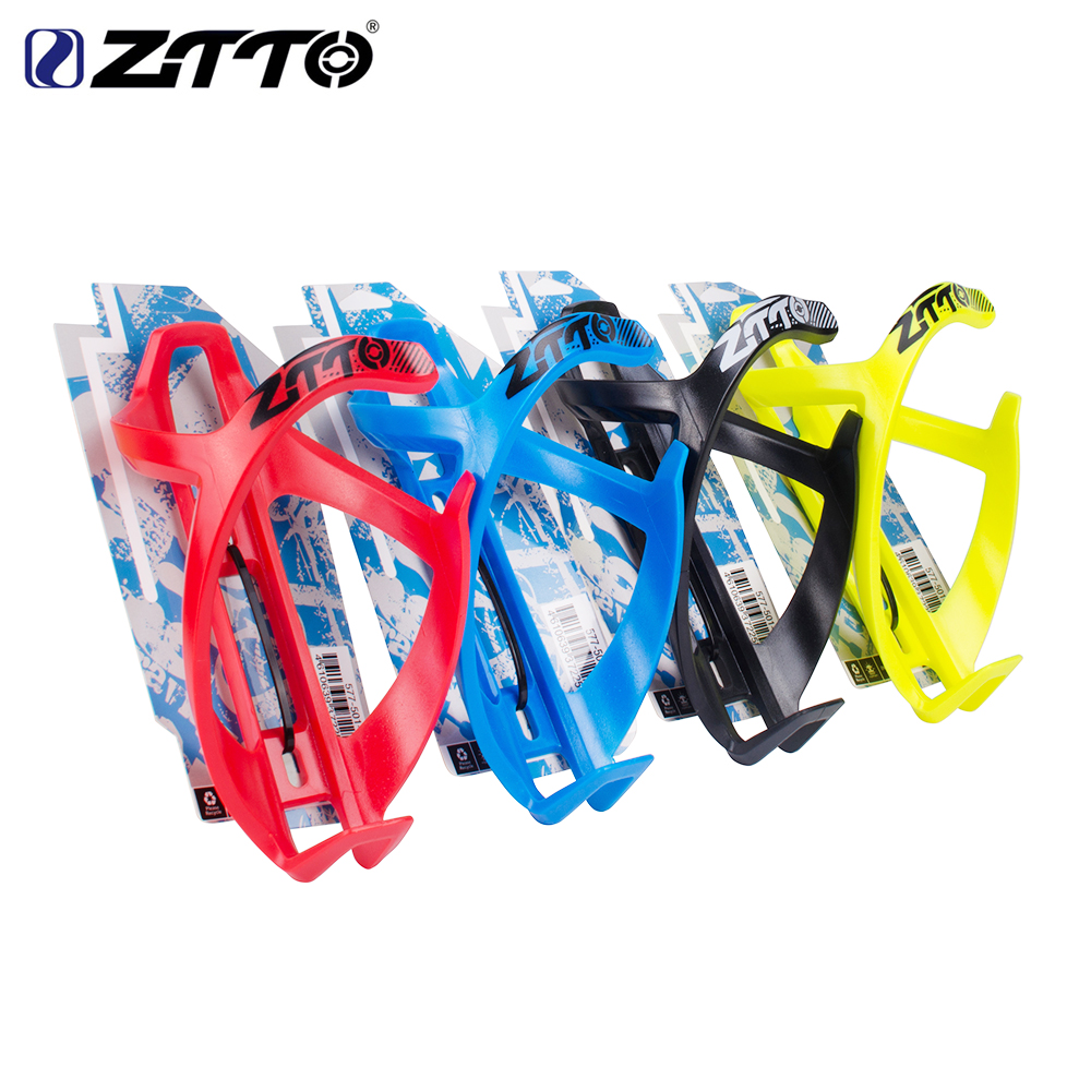 Bicycle Water Bottle Holder Mount Plastic Ultralight Cycling Rack Cage MTB Bike