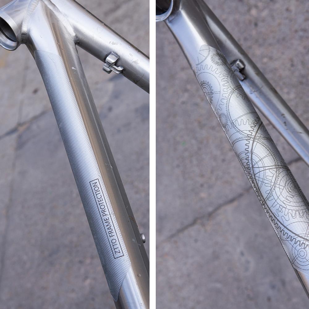Fashion Decal Sticker Frame Protector Protector Sticker Bicycle 100cm Bike Bike