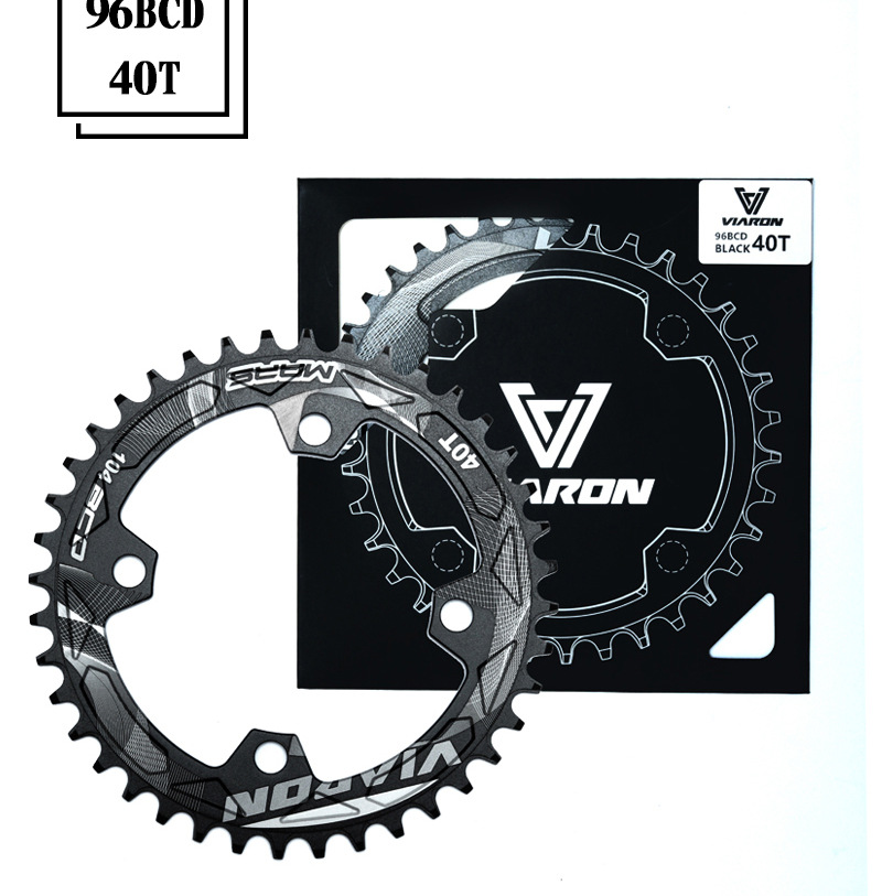 96BCD MTB Bike Crank Chainring Chainwheel 32//34//3638//40T for M7000//M8000//M9000