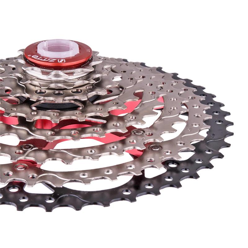 ZTTO MTB 8 Speed 11-32T Bicycle Cassette Mountain Bike 8speed Freewheel Flywheel