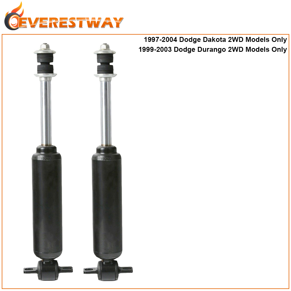 Front Shocks Absorbers Fits 1998-2003 Dodge Durango 4WD Pair of 2 Left Right