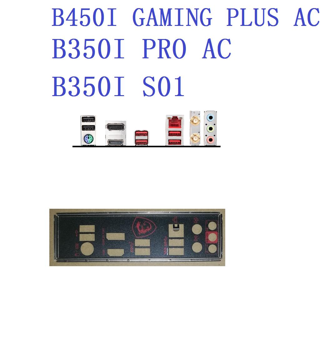 Original IO I//O Shield Back Plate Blende Bracket for ASUS PRIME X299-DELUXE RE