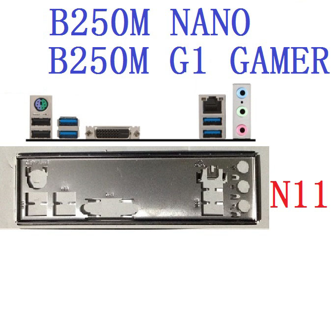 OEM  I//O Shield for B250M-Gaming 3