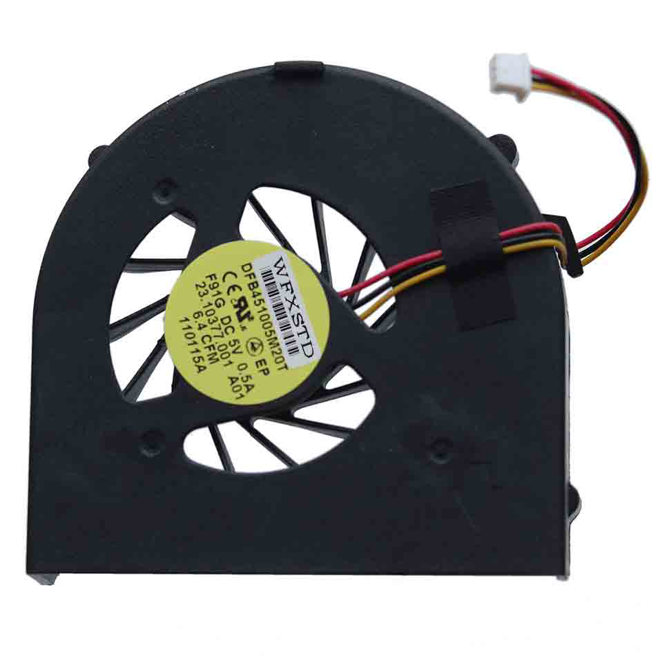 New Brand Laptop Notebook CPU Cooling Fan For Dell Inspiron 15R N5010 M5010 5V