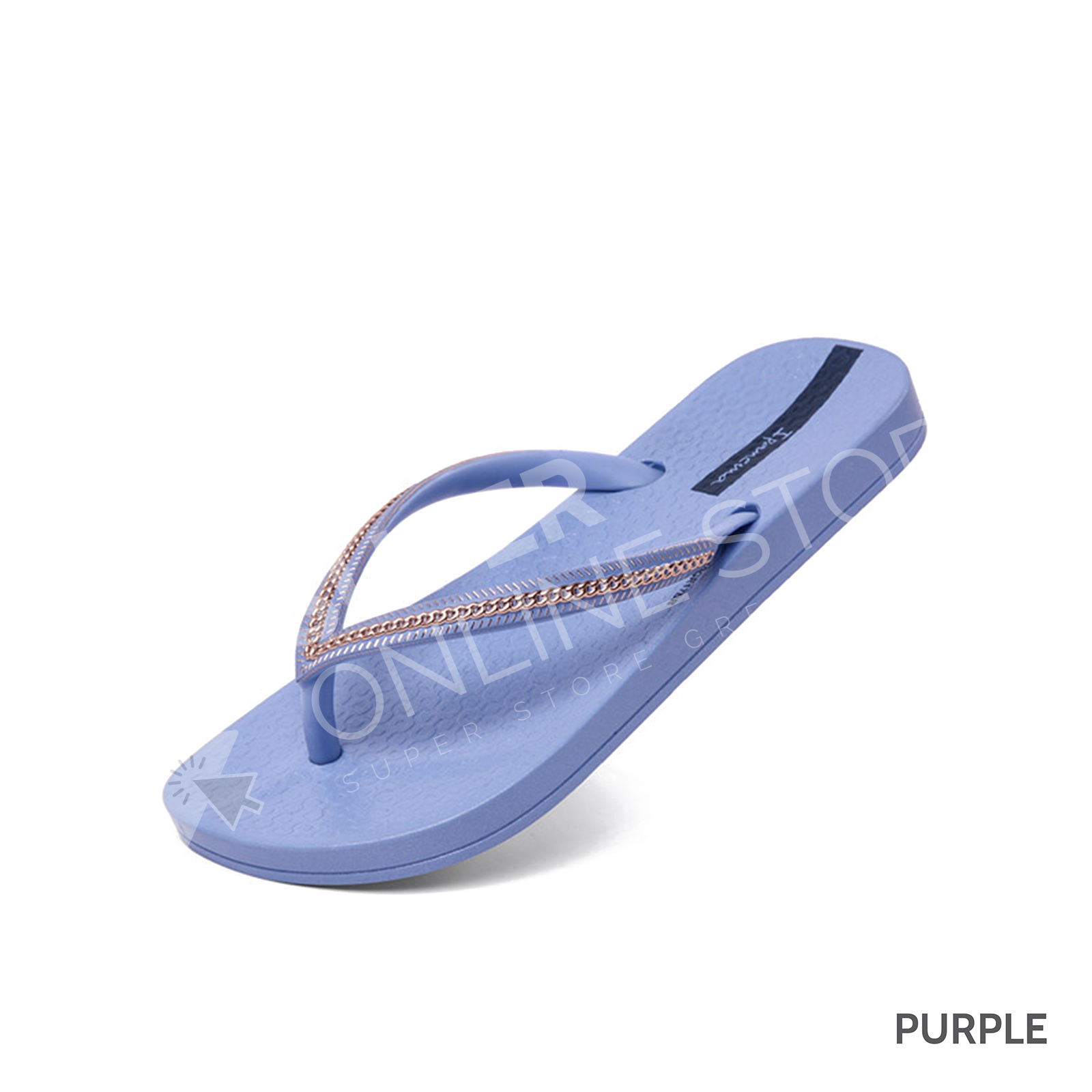 fcb5e89f9474 Details about IPANEMA Girl s Flip Flops New Slim Sandals Footwear Thongs  Comfortable 3 Colors