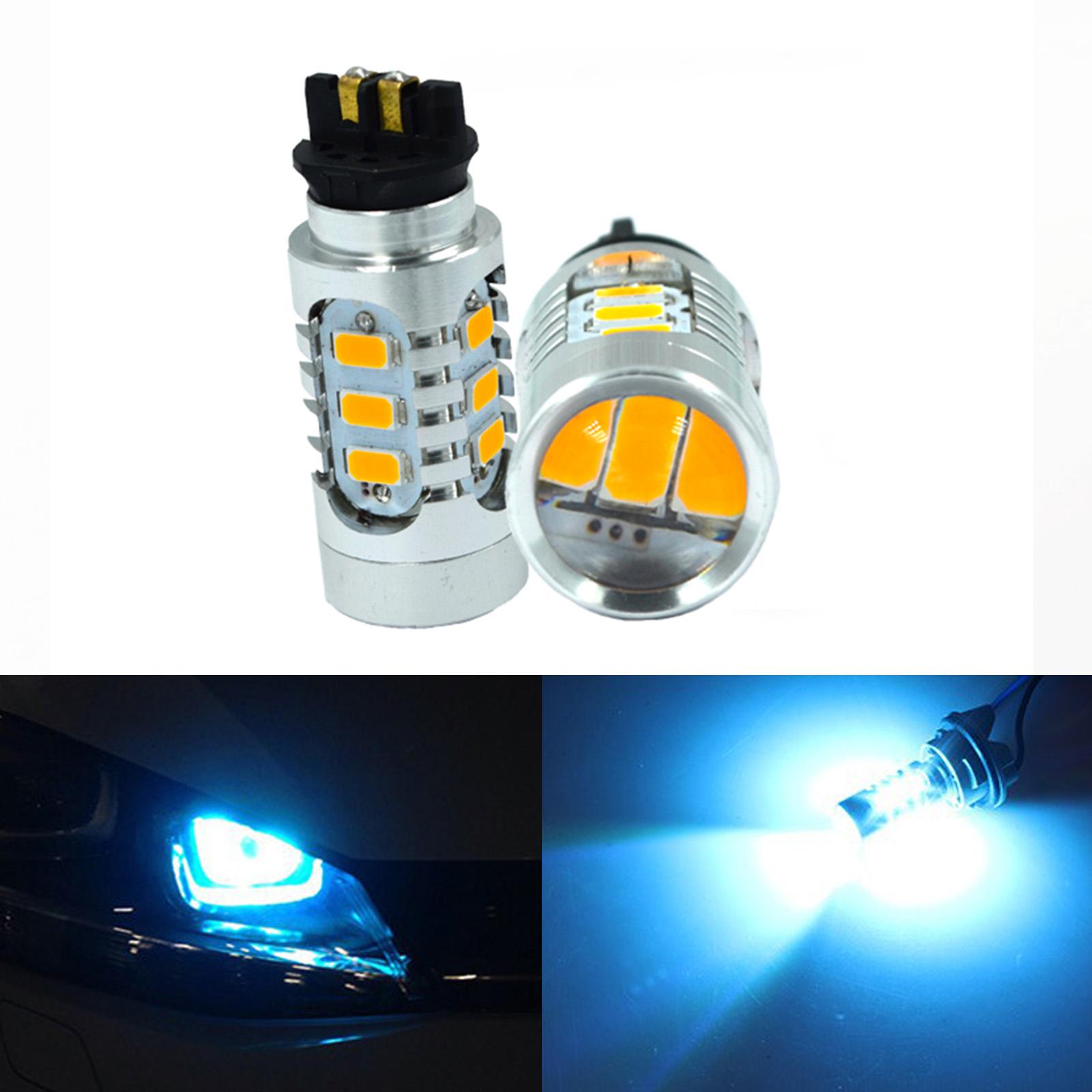 FOR PEUGEOT 208 2012 2x CANBUS ERROR FREE H7 LED Headlight Bulb Conversion Kit
