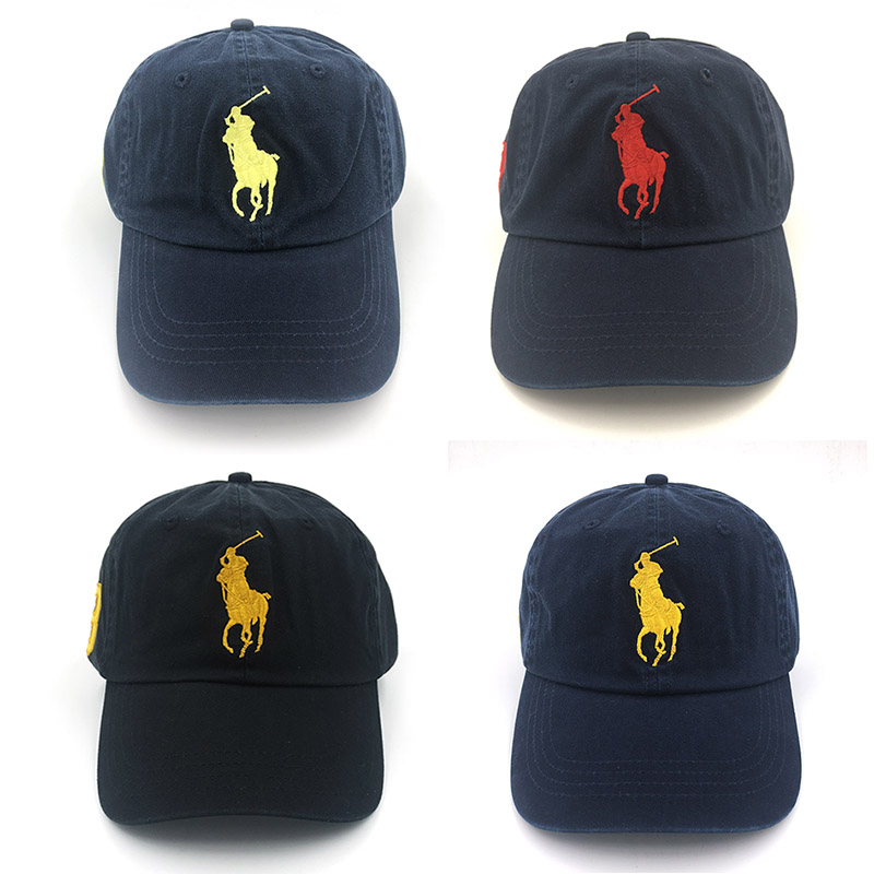 Details about Polo Cap With Fine Embroideried Big Pony 3 Baseball Golf  Tennis Hat Unisex Men c68a4f7a152a