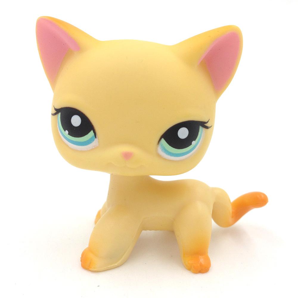 The Littlest Petshop The Littlest Petshop cat tiger figura de accion 7 cm