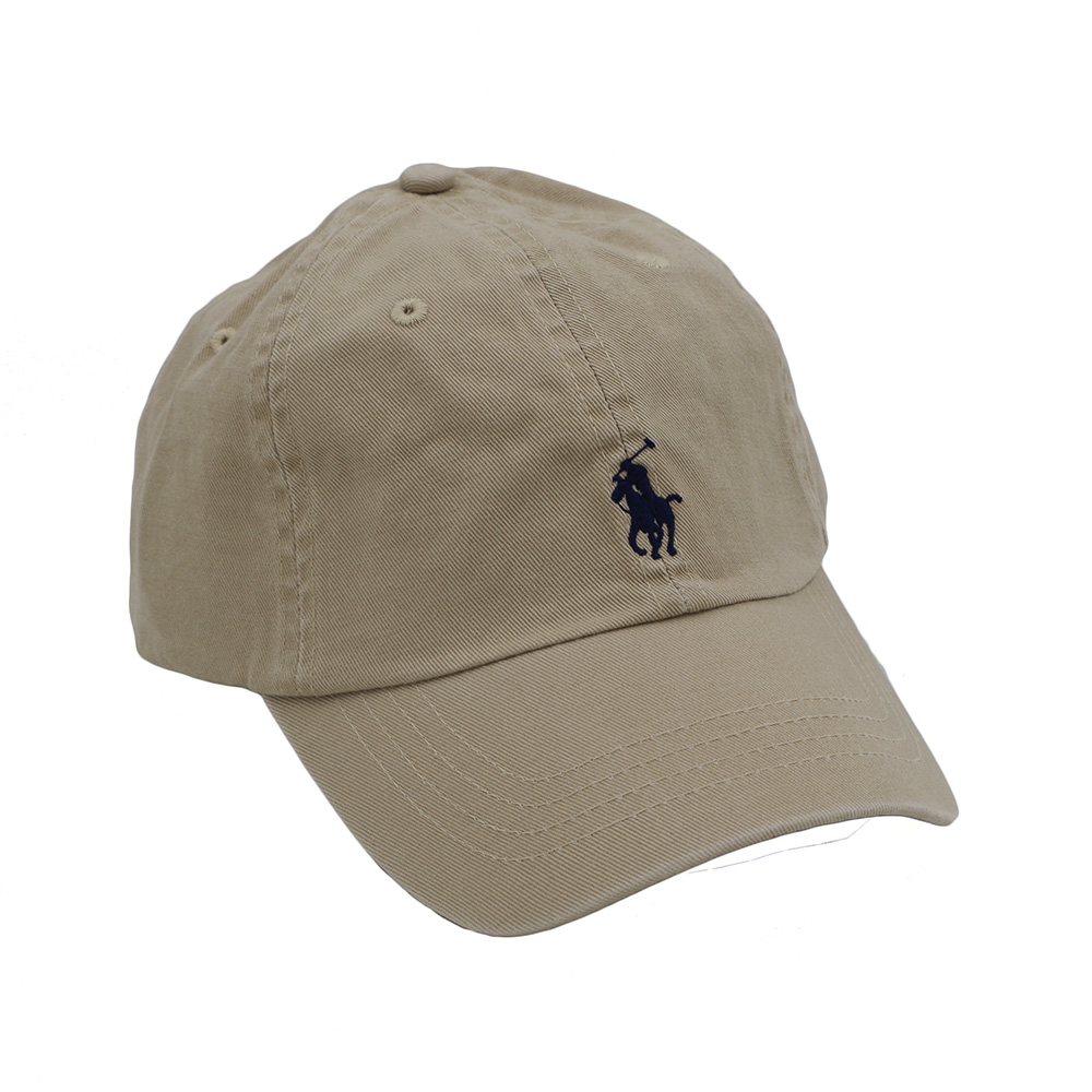 90a852a1d5b8 Details about RL Polo Men Classic Embroidered Pony Cotton Chino Baseball Cap  Adjustable Hat
