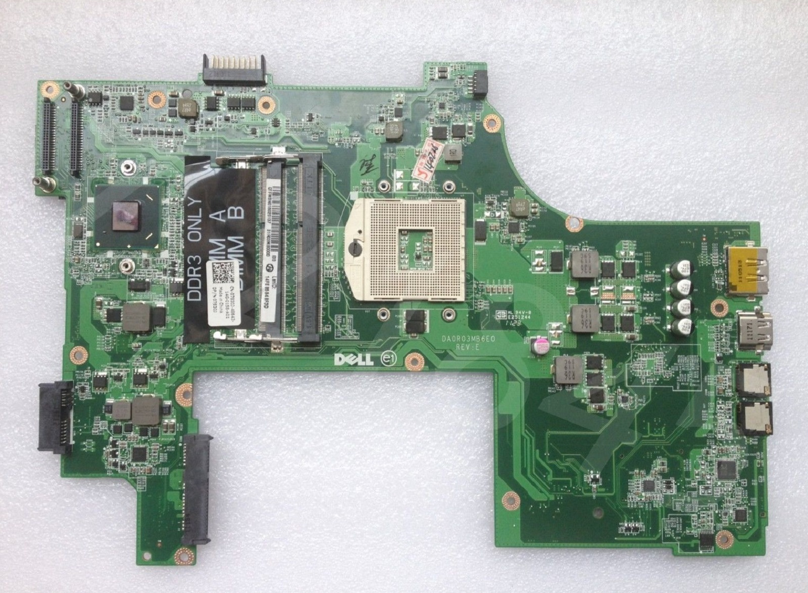 Dell Inspirion N7110 17r Intel Motherboard 7830J CN-07830J DA0R03MB6E1 Tested OK