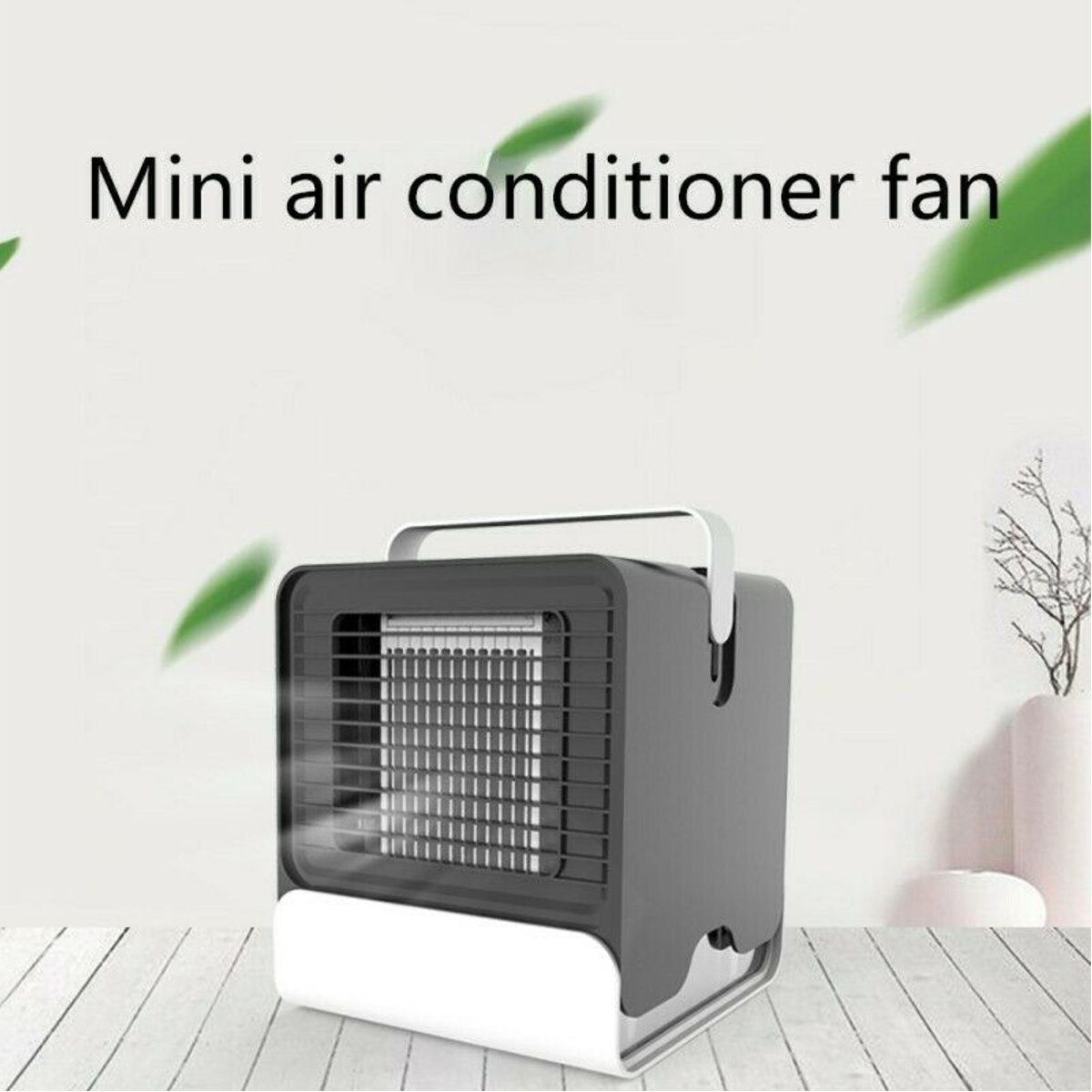 Details about Portable Mini Air Conditioner Fan Water Cool Cooling Artic  Air Cooler Humidifier
