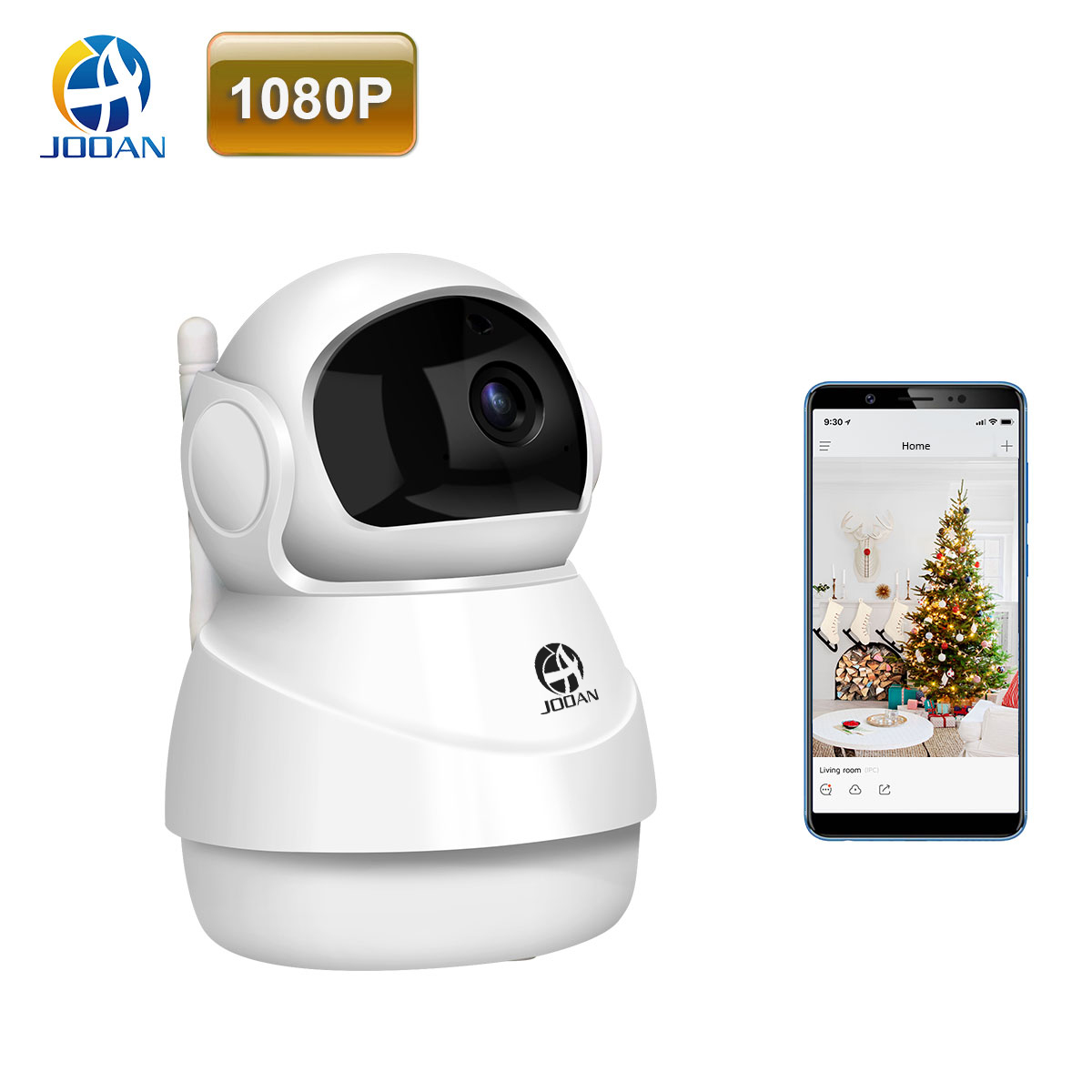 Details about HD 1080P Wireless Baby Monitor IP Camera Home Security Camera  System WiFi 2 Way